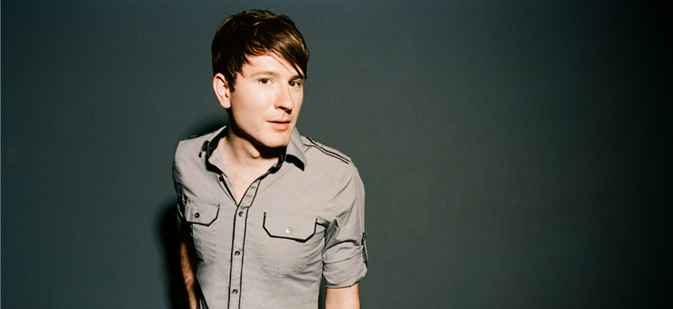 Adam Young of Owl City
