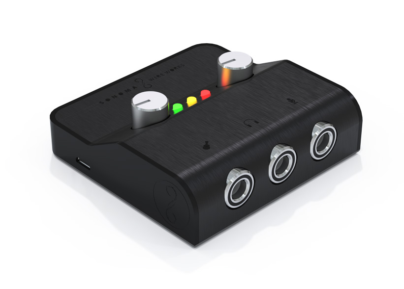 StudioJack Mini: Portable Multi-Channel Audio Interface for Mac, Windows, iPhone, iPad, iPod touch and Android