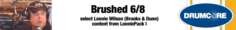 Lonnie Wilson-Brushed 4-4 and 6-8